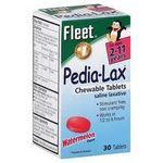 Fleet Pedia-Lax Chewable Tablets