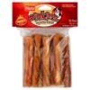 Hartz Oinkies Smoked Pig Skin Twists with Sweet Potato