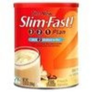 Slim Fast Powder Shake Mix - French Vanilla