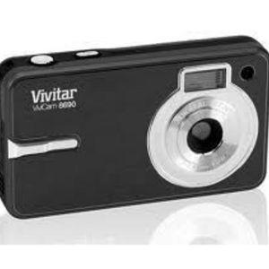 Vivitar - ViviCam 8690 Digital Camera