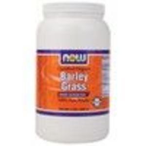 Now Foods Barley Grass Powder, Organic Non GE
