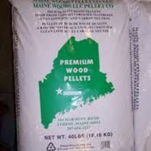 Maine's Woods Pellet Co. LLC Premium Wood Pellets