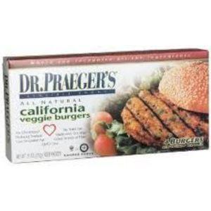 Dr. Praeger's California Veggie Burgers