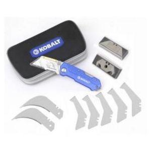Kobalt Multi-Purpose Knife and Blades Set