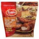 Tyson Honey BBQ Chicken Strips