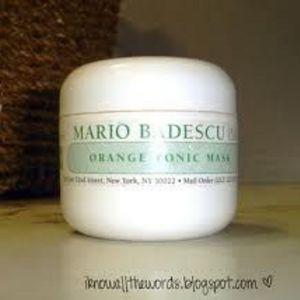 Mario Badescu Orange Tonic Mask