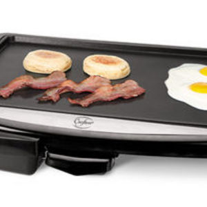 Crofton Family Size Electric Griddle