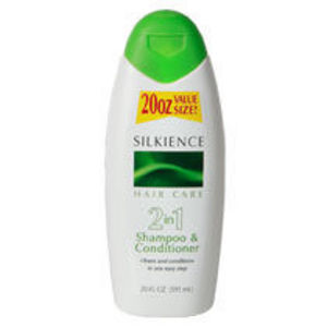 Silkience 2 in 1 Shampoo  & Conditioner