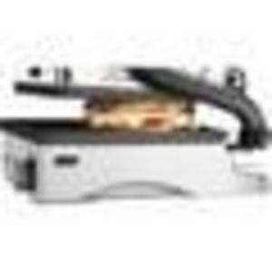 George Foreman Panini Grill & Open Grill