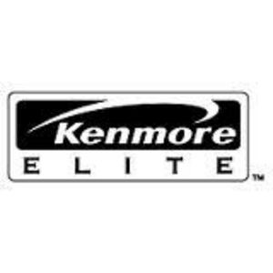 Kenmore Elite Microwave Hood Combination Model 72180599402