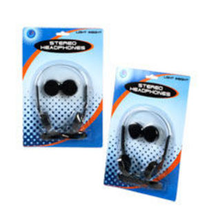 Dollar Tree - Stereo Headphones
