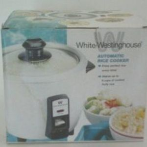 White-Westinghouse Automatic Rice Cooker