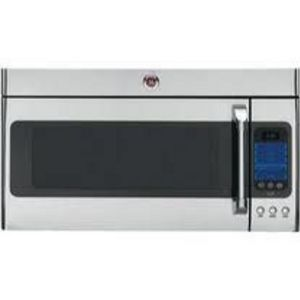 GE Cafe 2.0 Cu. Ft. 1100 Watts Microwave