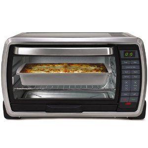 Oster 6-Slice Digital Large Capacity Toaster Oven TSSTTVMNDG