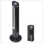 Seville Eco Speed Ultra Slimline Tower Fan/Personal Fan Combo
