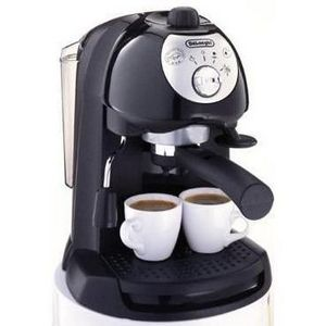 DeLonghi Retro Pump Espresso and Cappucino Machine