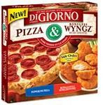 DiGiorno Pizza & Wyngs Pepperoni Pizza & Buffalo Wyngz