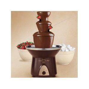 Wilton 2104-9008 Chocolate Pro 3-Tier Chocolate Fountain