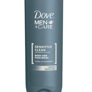 Dove Men's Body Wash Sensitive Clean