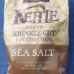 Kirkland - Signature Krinkle Cut Sea Salt Potato Chips