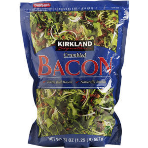 Kirkland Signature Crumbled Bacon