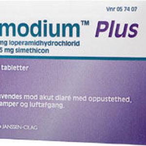 Janssen -Cilag Imodium Plus
