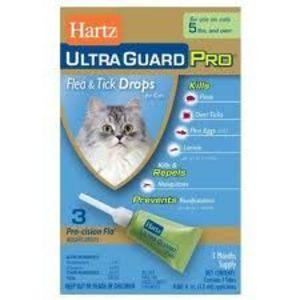 Hartz Ultraguard Pro Flea and Tick Drops