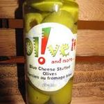 The Olive Oil Shops Blue Cheese Stuffed Olives