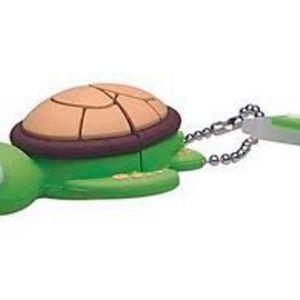 EMTEC M316 Sea Turtle USB Flash Drive - 4 GB