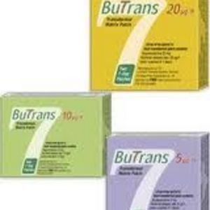 Butrans Patch