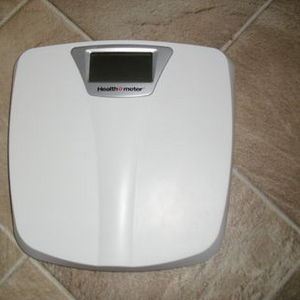 Health O Meter Digital Bathroom Scale