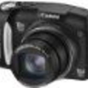 Canon - PowerShot SX120 IS Digital Camera