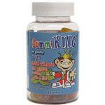 Gummi King Multivitamin & Mineral, Vegetables, Fruits & Fiber Gummies