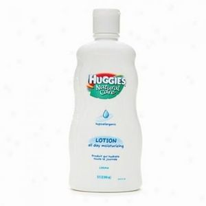 Huggies Natural Care All Day Moisturizing Lotion