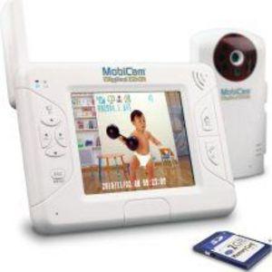 Mobi MobiCam DXR Digital Video Monitor