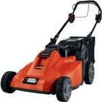 Black & Decker 19-inch Electric Lawn Mower