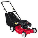 Yard Machines 21-Inch Push Mower
