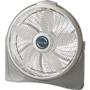 Lasko Inch Cyclone Pivot Fan # (no remote)