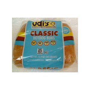 Udi's Gluten Free Hotdog Buns Reviews - Viewpoints.com