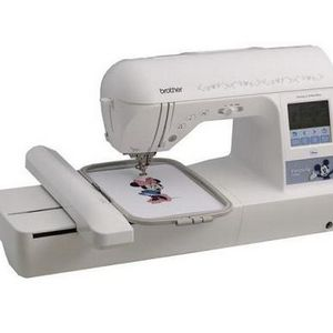 Brother Innovis Computerized Embroidery & Sewing Machine