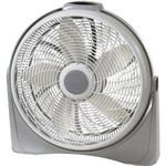 Lasko Cyclone 20-Inch Pivoting Floor Fan with Remote Control