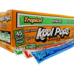 Kool Pops Giant Freezer Pops