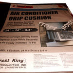 Frost King Air Conditioner Drip Cushion  FOACC24 Magnetized Foam