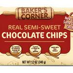 Baker's Corner Real Semi-Sweet Chocolate Chips