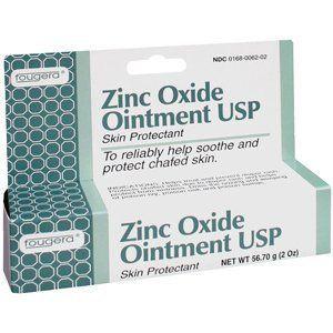 Fougera & Co. Zinc Oxide Ointment USP Skin Protectant