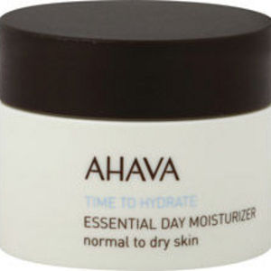 Ahava Time To Hydrate Essential Day Moisturizer, Normal to Dry Skin