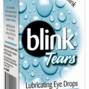 Alcon Blink Tears Lubricating Eye Drops .5 fl.oz.