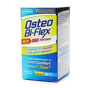 Osteo Bi-Flex Glucosamine HCI & Vitamin D3 with 5- Loxin Advanced