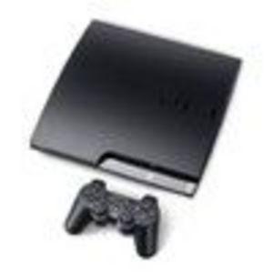 Sony PlayStation 3 (160 GB) Black Console
