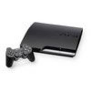 Sony PlayStation 3 Slim Black Console